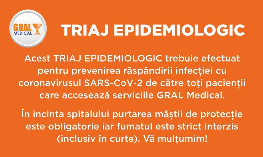 Triaj epidemiologic